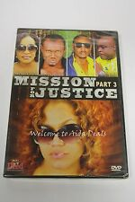 Mission for Justice Part 3 DVD (Brand new sealed)