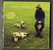 George Harrison All Things Must  Pass 10 CDs Box Set