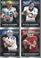 2014 Panini Black Friday 8-Card Lot: Aaron Rodgers, Peyton Manning, Luck & More