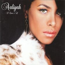 Aaliyah ‎CD + DVD I Care 4 U - France (EX/EX)
