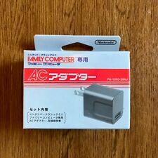 New AC Adapter for Classic Mini Family Computer Nintendo Japan 2016 NES mario