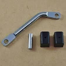 Land Rover Serie 3 Defender Bulkhead Türfangband Slide Arm 395538