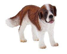 Bernhardiner Ben 8 cm Hunde und Katzen Bullyland 65445
