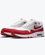 Nike Air Max Day  1 Ultra 2.0 White University Red OG SZ 14 (908091-100) New