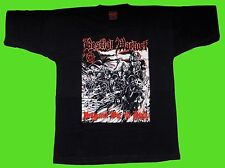 BESTIAL WARLUST - VENGEANCE WAR TILL DEATH (L) t-shirt NEW