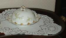 Vintage Haviland Limoges 3 piece butter or cheese dish