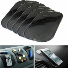 5PCs Black Anti slip Mat Nonslip Car Dashboard Sticky Pad for Cellphone Key