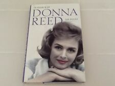 Donna Reed Bio Jimmy Stewart Wonderful Life Father Knows Best Monty Clift HC/DJ