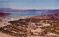BOULDER CITY NV AERIAL VIEW LOWER BASIN LAKE MEAD BACKGROUND CHROME P/C