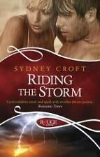 Riding the Storm by Sydney Croft - Rouge Paperback Book