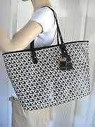 Ralph Lauren Romilly II Classic Tote in Black Multi Agsbeagle #BagsFever