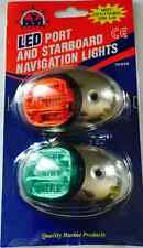 Navigation Lights Stainless Steel Nav Lights LED for Boats US COLREGS approved