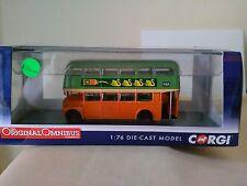 Corgi Original Omnibus OM41417B Daimler Roe Glasgow Corporation 48A Priesthill