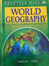World Geography by Prentice Hall Directories Staff, Celeste Fraser and Thomas...
