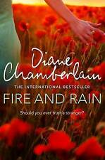 Fire and Rain by Diane Chamberlain (Paperback, 2016)