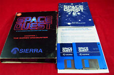 Atar St:  Space Quest Chapter I: The Sarien Encounter - Sierra  Black Box
