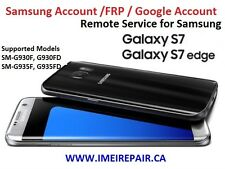 ANY SAMSUNG PHONES Google Account, FRP, Samsung Account Removal Service
