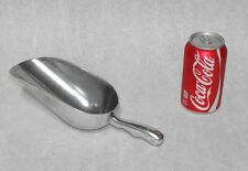 1x Heavy Duty 24oz. ALUMINUM ICE SCOOP bar ice machine cocktail flair FREE SHIP
