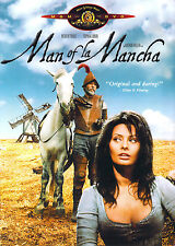 MAN OF LA MANCHA (DVD, 2004) - NEW RARE DVD