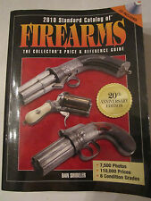 2010 STANDARD CATALOG OF FIREARMS - LARGE BOOK - 1500 PAGES - NICE CONDITION