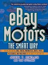 eBay Motors the Smart Way: Selling and Buying Cars-ExLibrary