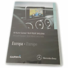 Mercedes Garmin MAP PILOT 2015/2016 SD-karte Audio 20 A2139062604 W213 W447 W205