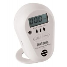 Firehawk Carbon Monoxide Alarm Detector Digital CO7BD 7yr sealed lithium battery