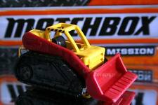 2016 Matchbox Construction Zone Exclusive Mini Dozer