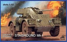 STAGHOUND MK I VEICOLI BLINDATI (British & ITALIANO MKGS) 1/72 RPM PANZER