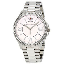 Juicy Couture Gwen Pink Guilloche Dial Ladies Watch 1901354