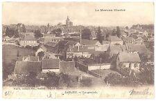 CPA 21 - SAULIEU (Côte d'Or) -  Vue générale