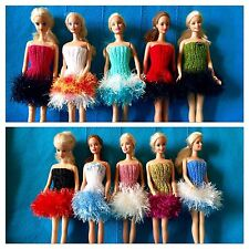10 robes sexy de barbie mode nuances princes neige création noel  made in France
