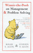 Winnie-the-Pooh on Management and Problem Solving by Roger E. Allen, Stephen...