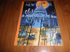 NEW YORKER Magazine_ Haunted House-Mint-No Label-October 21,2013