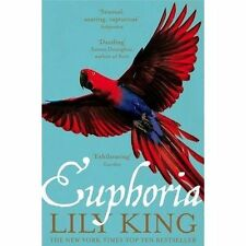 Euphoria, By King, Lily,in Used but Acceptable condition