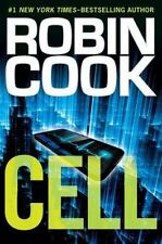 Cell, Cook, Robin, Good Condition, Book