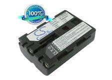 7.4V battery for Sony DSLR-A100W/B, DSLR-A300K/N, DSLR-A100H, DSLR-A300 Li-ion