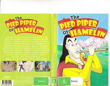 The Pied Piper of Hamelin-1992-[50 min]-Animated-DVD