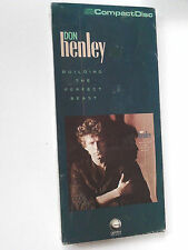 Don Henley ~ BUILDING THE PERFECT BEAST ~ cd 1984 NEW LONGBOX (long box) Eagles