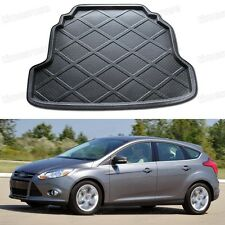 Car Boot Cargo Mat Trunk Liner Tray for Ford Focus Hatchback 2012-2014 2013