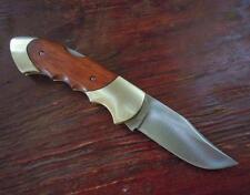 Browning Kommer 111 Cocobolo Wood Locback Hunter Sandvik Blade OEM
