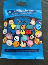 DISNEY PIN - BRAND NEW TSUM TSUM 5 PIN COLLECTIBLE PIN PACK