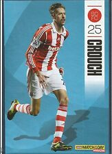 MOTD-POSTER 2013/14-STOKE-TOTTENHAM-PORTSMOUTH-LIVERPOOL-SOTON-PETER CROUCH