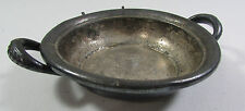 Homan Silverplate Co Quadruple Plate Small Bowl Ashtray Butter Dish