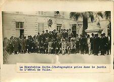 PHOTO PRESSE Branger 180715 - NICE la Skouptchina serbe à l'hôtel de ville