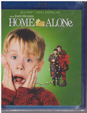 HOME ALONE (Blu-ray/DVD,2015,2-Disc,Digital Copy, 25th Anniversary) NEW