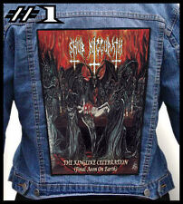 SHUB NIGGURATH  --- Huge Jacket Back Patch Backpatch --- Various Designs