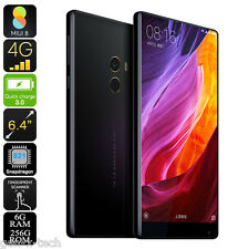 256Gb Xiaomi Mi Mix Mobile Phone: 6.4 Inch Bezel-less Screen 6GB RAM 16MP Camera