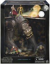 Star Wars Black Series Jabba's Rancor Pit Set Hasbro Limited Edition Brand New!