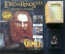 LORD OF THE RINGS COLLECTOR'S MODELS 153 GIMLI